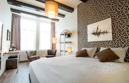 hotelletjes Delft, Boutique Hotel De Eilanden Friesland