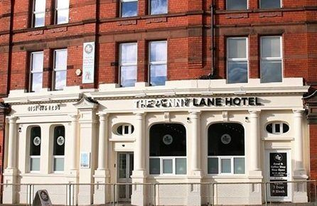 hotelletjes Liverpool, Penny Lane Hotel Liverpool