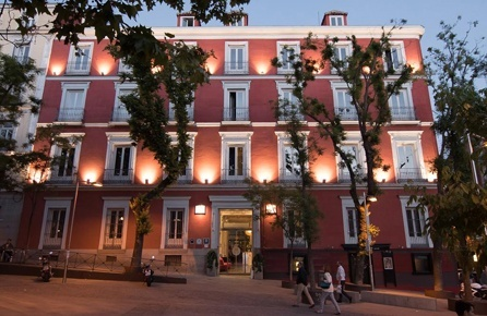 hotelletjes Madrid , Petit Palace Santa Bárbara Madrid