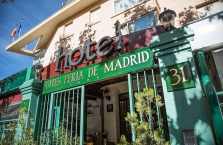 hotelletjes Madrid, Madrid Suites Feria de Madrid
